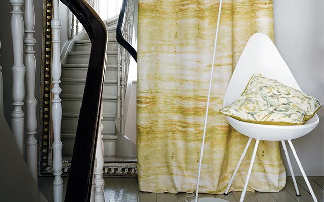 mantener limpias las cortinas